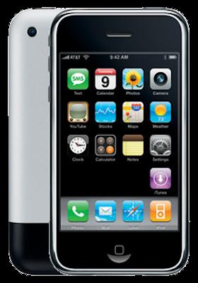 Apple iPhone 2 Reparatie Den Haag