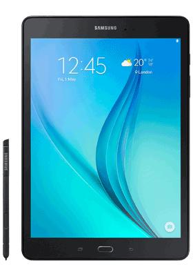 """Samsung Galaxy Tab A 9.7"""" (2015) SM-P550 Reparatie Den Haag"""
