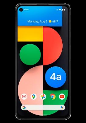 Google Pixel 4a 5G Reparatie Den Haag G025I