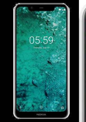 Nokia 5.1 Plus Reparatie Den Haag TA-1105