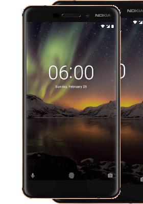 Nokia 6.1 TA-1016 Reparatie Den Haag