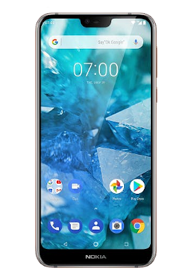 Nokia 7.1 (2018) TA-1131 Reparatie Den Haag