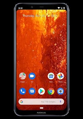 Nokia 8.1 (2018) TA-1113 Reparatie Den Haag